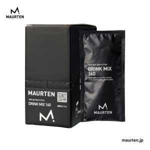MAURTEN モルテン DRINK MIX160 10パック入り 1回分40gの炭 水化物 エナジ...