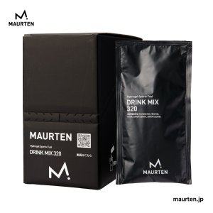 MAURTEN モルテン DRINK MIX320 10パック入り 1回分80gの炭 水化物 エナジ...