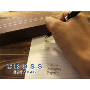 CROSS クロス TOWNSEND タウンゼント ボールペン 油性 ブラックラッカー CROSS572TW