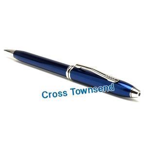 CROSS クロス クロスタウンゼント ボールペン クォーツブルーラッカー CROSS692-1 ネコポス不可