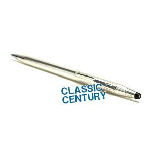 【CROSS】高級ボールペンの代名詞!!'クラシック センチュリー'ボールペン スターリングシルバー...