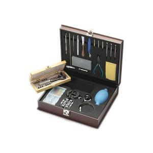 Es'prima エスプリマ 時計工具セットデラックス22点セット ES52002TU|the-article