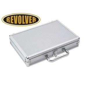 REVOLVER リボルバー アルミケース 本格メンテナス時計工具セット KS-12|the-article