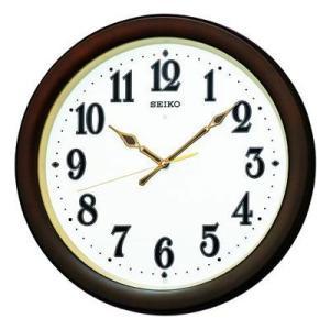 SEIKO セイコー 自動全面点灯 電波掛時計 KX338B