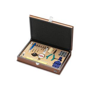 Es'prima エスプリマ 時計工具メンテナンス16点セット LU52003TU|the-article