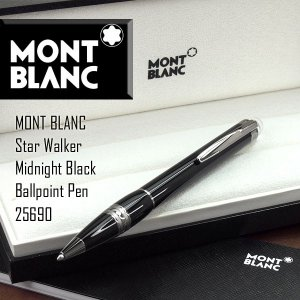 MB-105657 25690 MONTBLANC モンブラン スターウォーカーミッドナイトブラック...