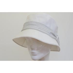 レディース 婦人 B.D 712171 ホワイト 白 布帛 ...