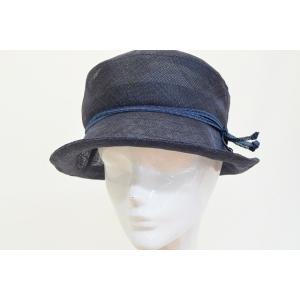 stylefax 高級布帛 716201 ネイビー 紺 帽子...