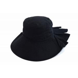 milsa ミルサ 帽子 布帛 レディース 372201 ブ...
