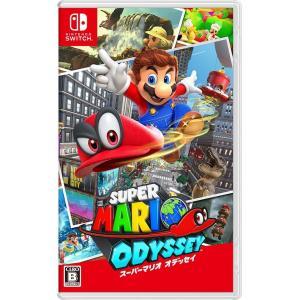 任天堂 スーパーマリオ オデッセイ パッケージ版 Nintendo Switch(スイッチ ソフト)...