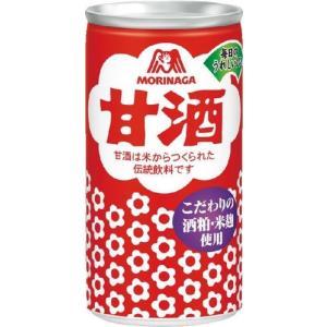 森永製菓 甘酒 190G まとめ買い(×10)|4902888518768(dc)