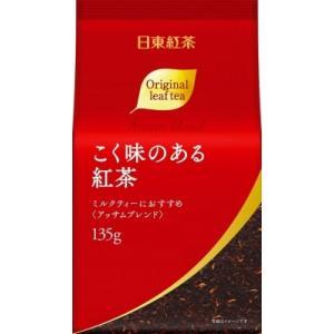 日東紅茶 こく味のある紅茶 135g まとめ買い(×6)|4902831508099(tc)