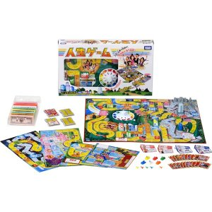 タカラトミー 人生ゲーム ファミリー ボードゲーム|4904810854234|