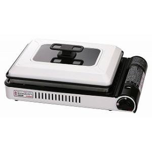 カセットこんろとしても使える カセットガスホットプレート 焼き上手さんα(アルファ) CB-GHP-...
