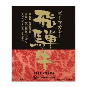 吉田ハム 飛騨牛ビーフカレー 220g まとめ買い(×5)|4979450793526(dc)
