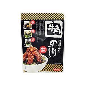 フードレーベル 牛角 韓国味付のりフレーク 60g まとめ買い(×12) 4571153083760...