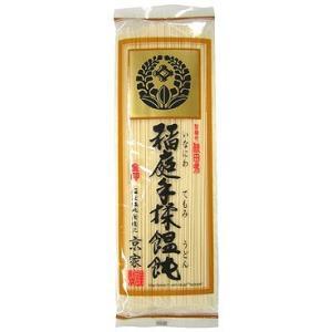 京家 稲庭手揉饂飩 200g まとめ買い(×10)|4903222270007(dc)(012956)|the-fuji-food