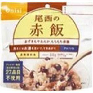 尾西食品 アルファ米赤飯 100g まとめ買い...の関連商品6