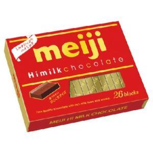 明治 ハイミルクチョコレートBOX 120g まとめ買い(×6)|4902777090412(tc)