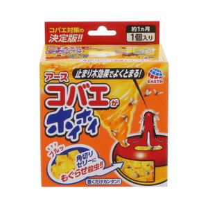 アース製薬 コバエがホイホイ 1個|the-fuji-food