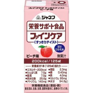 ジャネフファインケア ピーチ味 125ml まとめ買い(×6)|the-fuji-life
