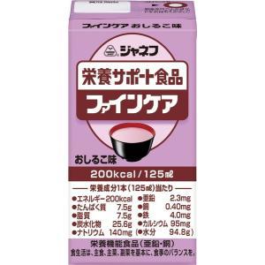 ジャネフファインケア おしるこ味 125ml まとめ買い(×6)|the-fuji-life