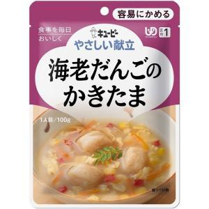 キユーピー 海老だんごのかきたまY1ー6 100g まとめ買い(×6)|the-fuji-life