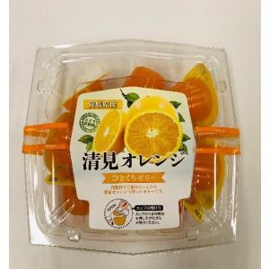 みさき果樹園 みさき果樹園の清見オレンジひとくちゼリー|4582286151011|the-fuji