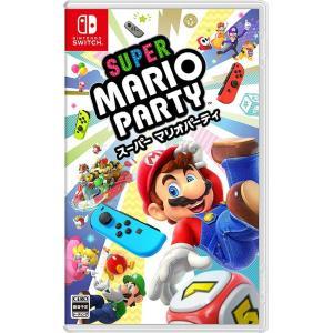 任天堂 スーパーマリオパーティ Nintendo Switch(スイッチソフト) (新品) (ネコポス限定送料無料)|4902370540437|