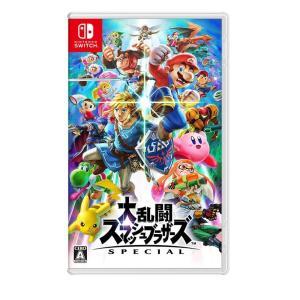 任天堂 大乱闘スマッシュブラザーズ SPECIAL - Switch Nintendo(スマブラ)(スイッチ)(新品)(ネコポス限定送料無料)|4902370540734|(GrpA)