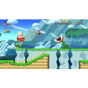 任天堂 New スーパーマリオブラザーズ U デラックス -Switch(スイッチソフト)(Nintendo Switch)(新品)(ネコポス限定送料無料) 4902370541281 the-fuji 02
