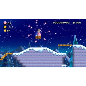 任天堂 New スーパーマリオブラザーズ U デラックス -Switch(スイッチソフト)(Nintendo Switch)(新品)(ネコポス限定送料無料) 4902370541281 the-fuji 03