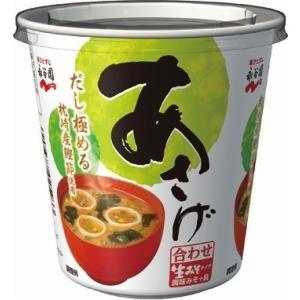 永谷園 生あさげみそ汁カップ 1食 まとめ買い(×6) 4902388025933:インスタントフーズ(c1-tc)