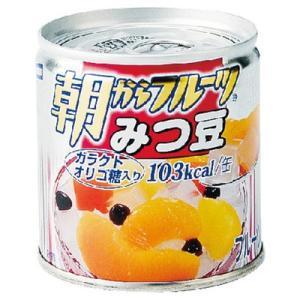 はごろも 朝からフルーツみつ豆 190g まと...の関連商品1
