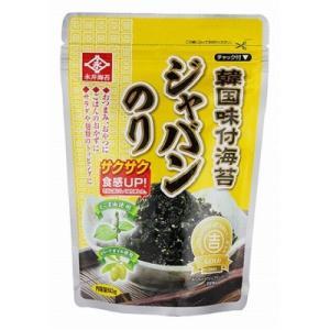 永井海苔 韓国味付ジャバンのり 50g まとめ買い(×5)|4904071404629(tc)