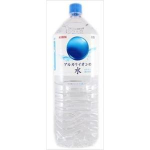 キリン アルカリイオン水2000ml×6本 |4909411006303:水・ソフトドリンク