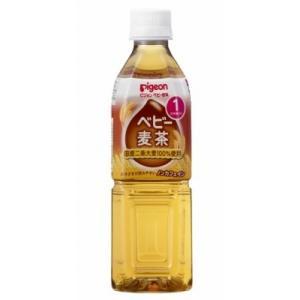 ピジョン ベビー麦茶 500ml まとめ買い(×12)|4902508135825(tc)