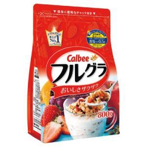 カルビー calbee フルグラ 800g まとめ買い(×6)|the-fuji