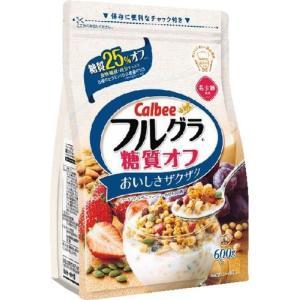 カルビー calbee フルグラ 糖質オフ 600g まとめ買い(×6)4901330742874|the-fuji