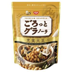 日清シスコ ごろっとグラノーラ 充実大豆 500...の商品画像