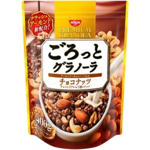 日清シスコ ごろっとグラノーラチョコナッヅとめ買い(x6)|4901620161361