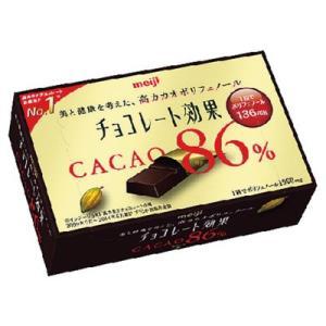 明治 チョコレート効果カカオ86%BOX 70g まとめ買い(×5)|4902777004129(t...