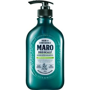 NLB MARO 薬用デオスカルプシャンプー 本体 480ml|4582469490807(tc)