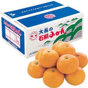お歳暮 送料無料 広島県産(JA広島ゆたか) 大長の石積みかん S・5kg|the-fuji