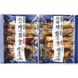お歳暮 送料無料 小樽フーズ 食彩自慢(焼き魚・煮魚)詰合せ|the-fuji