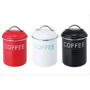 バーネット キャニスター COFFE コーヒー豆 ボックス ケース 保存容器 ストッカー the-hacienda