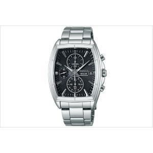 SEIKO セイコー WIRED ソーラークロノグラフ 腕時計 AGAD054 メンズウォッチ MENS|the-hacienda