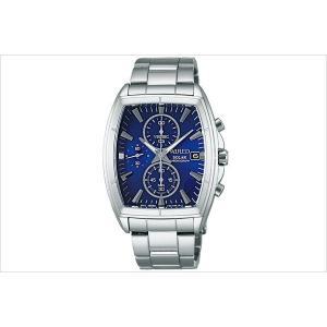 SEIKO セイコー WIRED ソーラークロノグラフ 腕時計 AGAD055 メンズウォッチ MENS|the-hacienda