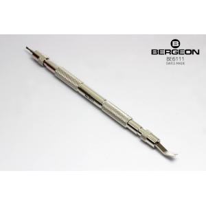 BERGEON ベルジョン 万能バネ棒外し I・Y・平太Y先 BE6111 スイス製 腕時計工具
