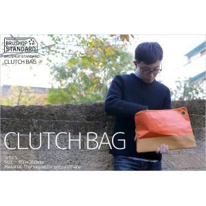 ブラッシュアップスタンダード FLY BAG CLUTCH #2 クラッチバッグ セカンドバッグ|the-hacienda
